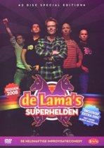 De Lama's - Superhelden (2DVD)