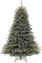 Triumph Tree - kerstboom led forest fr.pine h120 d99 newgrowth blue 96l tips 396 ww