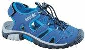 Regatta Deckside Blauw Sandalen Kids Size : 37