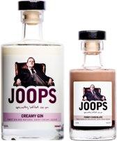 JOOPS Creamy Gin - 500 ml + JOOPS Funky Chocolate - 200 ml