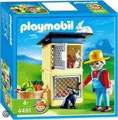 Playmobil Konijnenhok - 4491