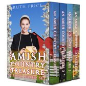 An Amish Country Treasure 4-Book Boxed Set Bundle