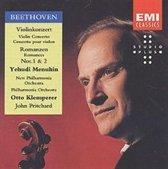 Beethoven: Violinkonzert; Romanzen