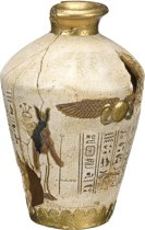 Nobby aqua deco egyptian jar 12 x 12 x 17,5 cm