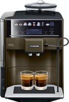 Siemens TE653F08DE - Espressomachine - Bruin