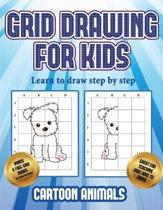 Learn to Draw Step by Step (Learn to Draw Cartoon Animals)