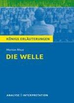 Die Welle von Morton Rhue. Textanalyse und Interpretation