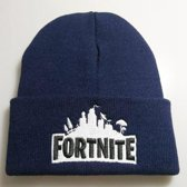 Fortnite muts - Blauw/Navy - Kids/Teens