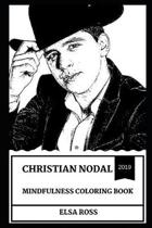Christian Nodal Mindfulness Coloring Book