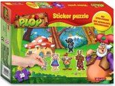 Plop Sticker - Puzzel
