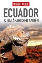 Insight guides - Ecuador & Galápagoseilanden