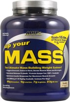 Up Your Mass 2270gr Vanille