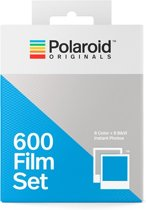 1x2 Polaroid Color/B&W film voor 600