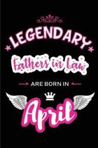Legendary Fathers in Law Are Born in April