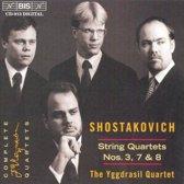 Shostakovich: String Quartets Vol 1 / Yggdrasil Quartet