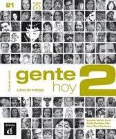 Gente Hoy 2 libro de trabajo + cd-audio