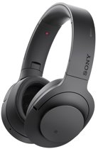 Sony h.ear MDR-100ABN - Draadloze Hi-Res audio over-ear koptelefoon met Noise Cancelling- Zwart