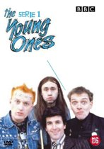 DVD cover van Young Ones - Seizoen 1