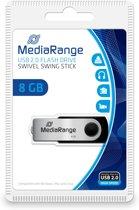 MediaRange MR908 - USB-stick - 8 GB