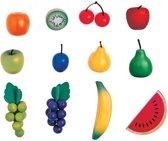 Santoys Fruit in net (12-delig)