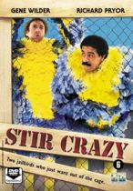 DVD cover van Stir Crazy