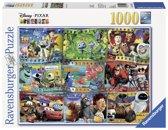 Ravensburger puzzel Disney Pixar - Legpuzzel - 1000 stukjes