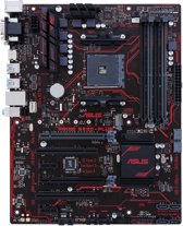 ASUS PRIME B350-PLUS AMD B350 Socket AM4 ATX moederbord