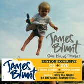 Some Kind Of Trouble - Blunt James (Cd+Dvd)