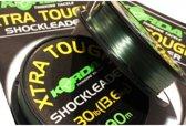 Korda xtra tough shockleader 20lb 100M | leader