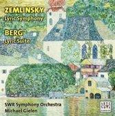 Zemlinsky: Lyric Symphony; Berg: Lyric Suite etc / Gielen, SWR SO