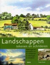 Landschappen Tekenen En Schilderen
