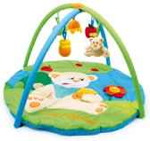 Small foot 2-in-1 kruipdeken en babygym jamie