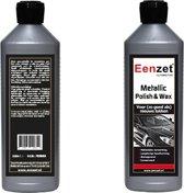 Eenzet Metallic Polish & Wax