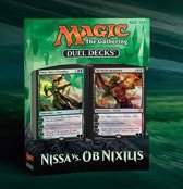 Magic the Gathering Duel Deck: Nissa vs Ob Nixilis