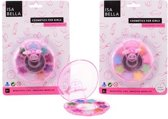 Isabella oog make-up glitter set