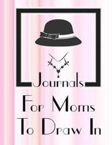 Journals for Moms to Draw in