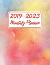 2019 - 2023 Monthly Planner