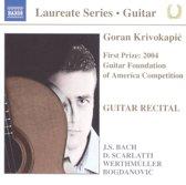Goran Krivokapic - Guitar Laureate