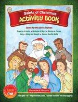 Saints of Christmas Activity Book