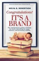 Congratulations! It's a Brand.