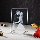 2D Foto in glas klein