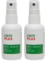 2X Care Plus Deet 40% spray 60 ml