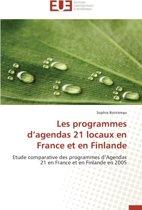 Les Programmes D Agendas 21 Locaux En France Et En Finlande