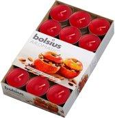 bolsius aromatic geurtheelichten - baked apple
