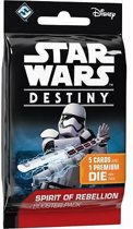 4x Star Wars Destiny: Spirit of Rebellion booster (4 Stuks)