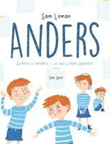 Boek cover Anders van Sam Loman (Hardcover)