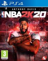 Cover van de game NBA 2K20 - PS4