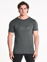 Bodybuilding T-Shirt Mannen Donkergrijs - Pursue Fitness Classic 3.0