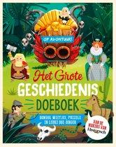 Boek cover Het Grote Geschiedenis Doeboek 2019 van (Red.)