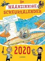 De waanzinnige boomhut - De waanzinnige scheurkalender 2020